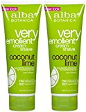 Best ALBA Shave Gels - Alba Botanica Moisturizing Cream Shave, Coconut Lime Review
