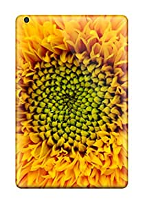 Hot 4719715K21720922 Fashionable Style Case Cover Skin For Ipad Mini/mini 2- Yellow Flowers