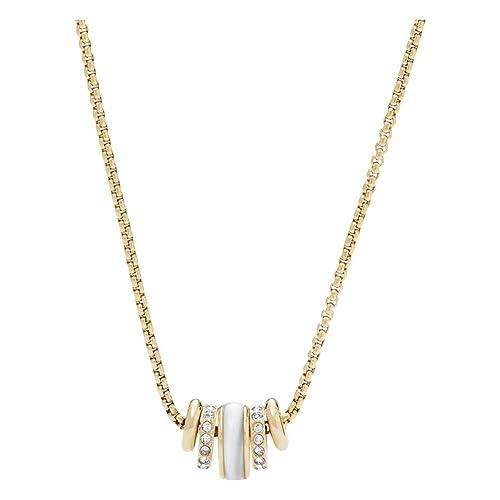 Fossil Collar Cadena Mujer Acero Inoxidable - JF02957710 ...