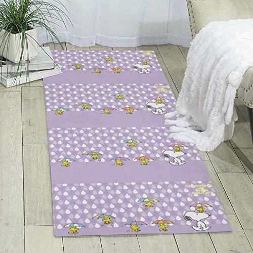 MOANDJI Snoopy Area Rug Contemporary Living & Bedroom Soft Carpet Sound-Insulating Carpet for Living Room 70