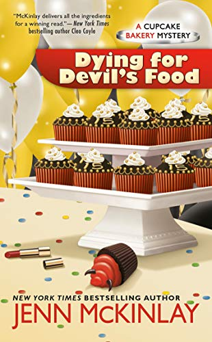 Dying for Devil's Food (Cupcake Bakery Mystery Book 11)