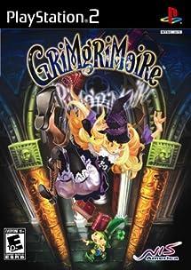 Grim Grimoire - PlayStation 2