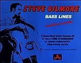 Steve Gilmore Bass Lines, Fred Boaden, 1562240641