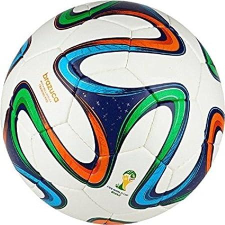 Avatoz Brazuca Train Pro Official Replica Match Ball (Multicolor)
