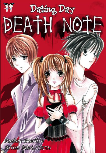 dating day death note doujinshi-1