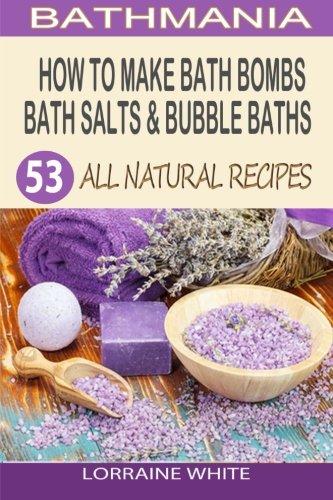 Make Bombs Salts Bubble Baths product image