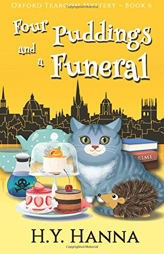 Puddings Funeral Oxford Tearoom Mysteries product image
