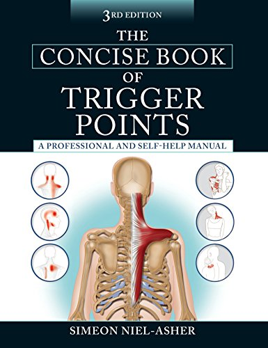 The Concise Book Of Trigger Points  Third Edition  A Professional And Self Help Manual