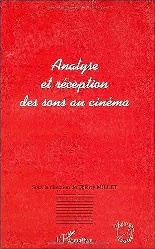 En ligne téléchargement gratuit Analyse et réception des sons au cinéma epub pdf