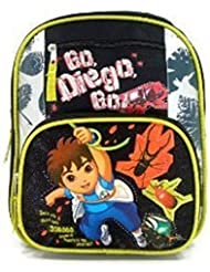 Nick Jr. Go Diego Go Toddler Backpack