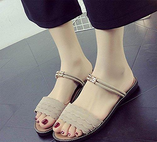 Due donne sandali indossano 1 KUKI v0Bw6qw