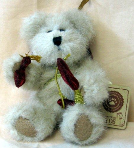 Boyds Valentine Bear Cupid Braveheart Ornament