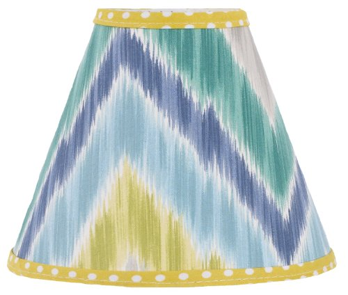 Cotton Tale Designs Lamp Shade, Zebra Romp