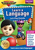 Learn a Language: Let's Play Outside (Spanish, French, Chinese, Italian, German and English)