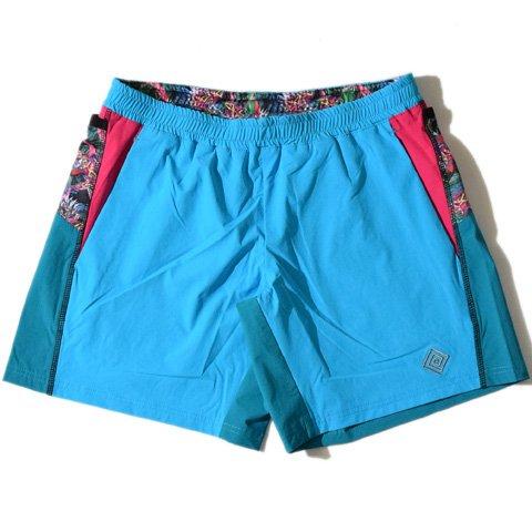Iron and Resin Mens Yuma Woven Hiking Casual Shorts