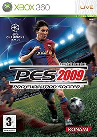 Pro Evolution Soccer 2009 [Importación italiana]: Amazon.es: Videojuegos