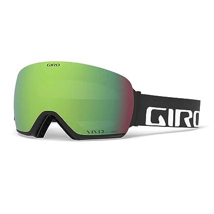 c7cc8ab49c2 Giro Article Snow Goggles Black Wordmark - Vivid Emerald Vivid Infrared