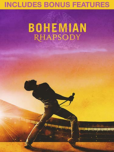 Bohemian Rhapsody + Bonus Features ()