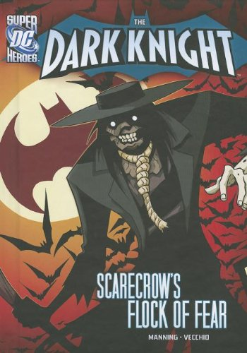 Scarecrow's Flock of Fear (The Dark Knight) (The Dark Knight Scarecrow)