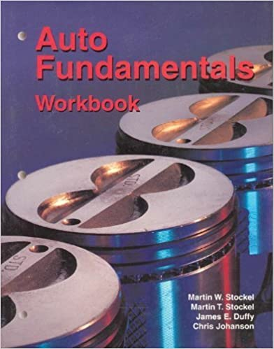 Book Auto Fundamentals by Martin W. Stockel (2000-01-04)