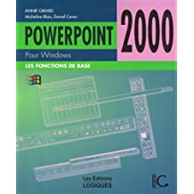 Powerpoint 2000 pour windows de base