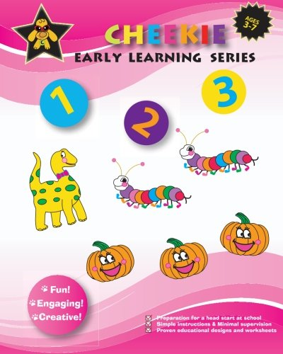 Cheekie Early Learning Series - 123: Alex Wang: 9781448628575 ...