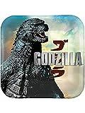 Godzilla Small Paper Plates (8ct)