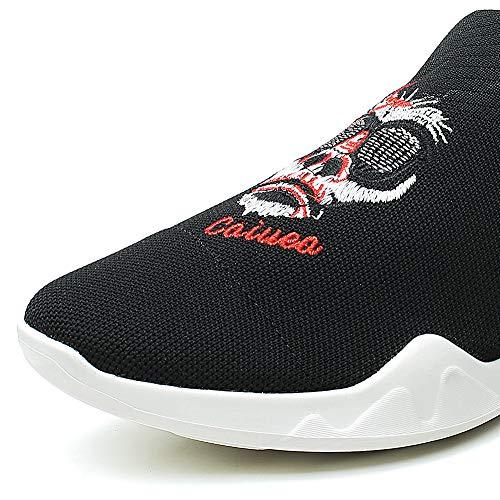 Sportive Taller Per Chamaripa Rialzo 6cm Con Uomo Nascosto H82x58d131d Bianco Scarpe Tallone wYttzSHq