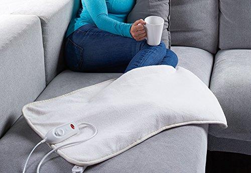 - Sharper Image Ultra-Plush Foot Warmer