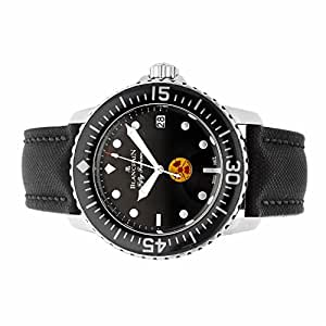Blancpain Fifty Fathoms automatic-self-wind mens Watch 5015B-1130-52 (Certified Pre-owned)
