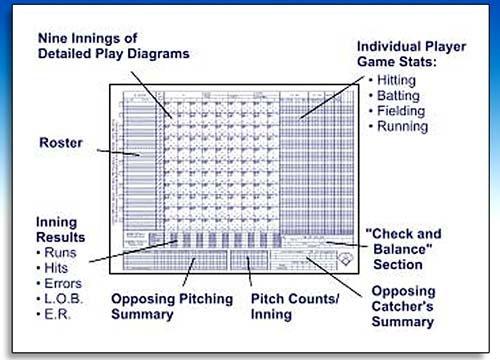 Amazon.Com : 50 Sheet Refill For Baseball And Softball Glover