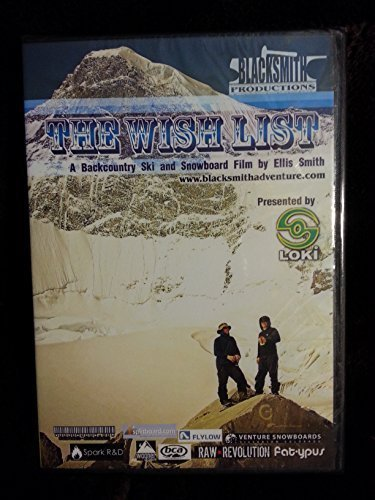 The Wish List - A Backcountry Ski and Snowboard - List Sports Snow