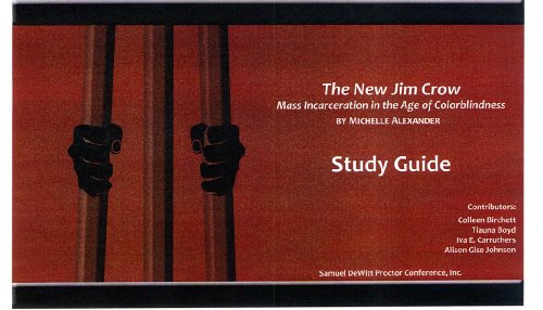 Michelle Alexander's New Jim Crow - essay-paper