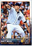 2015 Topps Update #US332 Matt Boyd Baseball Rookie Card