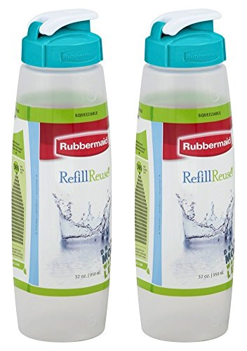 Rubbermaid 3163 Sippin Sport Chugg (2-Pack) ()