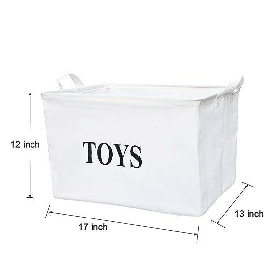 Gran almacenador de juguetes. Talla:17