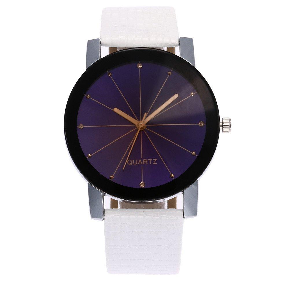 Amazon.com: Hosamtel - Reloj de pulsera unisex para hombre y ...
