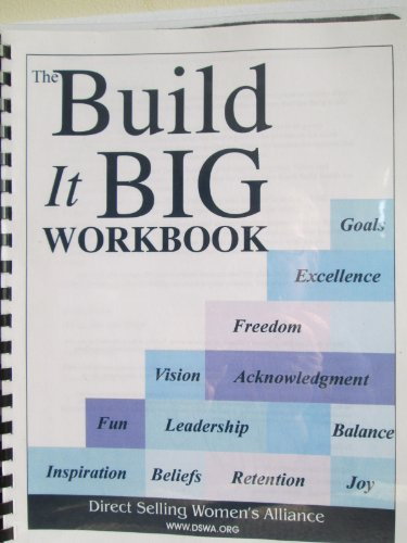build it big workbook - 3