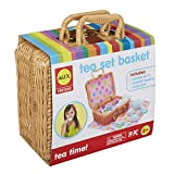 ALEX Toys - Pretend & Play, Tea Set Basket, 709W