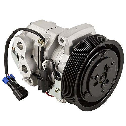 AC Compressor & A/C Clutch For Freightliner All Truck Models 1980-2014 - BuyAutoParts 60-03493NA NEW