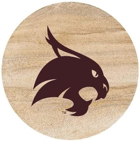 San Marcos Thirstystone Drink Coasters Set of Four Texas State University