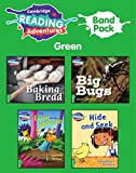 img - for Cambridge Reading Adventures Green Band Pack of 8 book / textbook / text book
