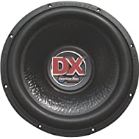 American Bass Dx124 12 600w 4 Ohm Car Aduio Subwoofer Sub 600 Watt Dx-124