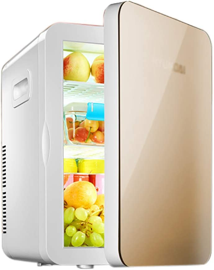 20L Mini refrigerador 12V Refrigerador de Autos Mini congelador ...