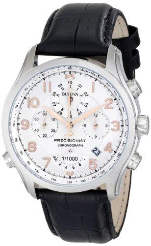 Bulova Men's 96B182 Precisionist Chronograph Stainless Steel Watch