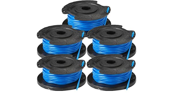 GreenWorks String Trimmer Replacement Spool Covers # 34121186-2-3PK