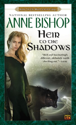 Heir to the Shadows (Black Jewels, Book 2)