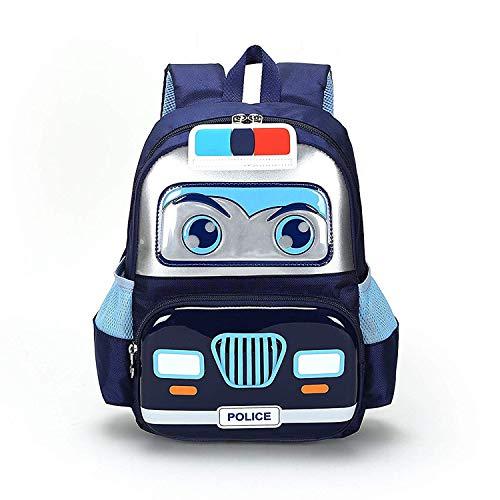 Kids Toddler backpack 3D Cartoon Large School Bag Lightweight Washable Waterproof Preschool Kindergarten Elementary Bookbags Unisex Travel Snack Nursery Daypack for Boys Girls Children - Monkey School Backpack