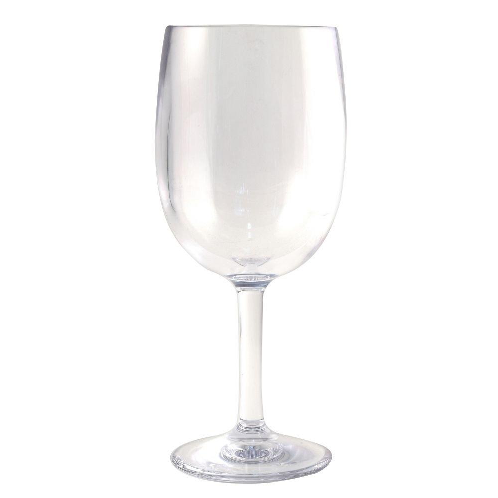 Strahl 406803 8 Oz Clear Classic Wine Glass - 12 / CS