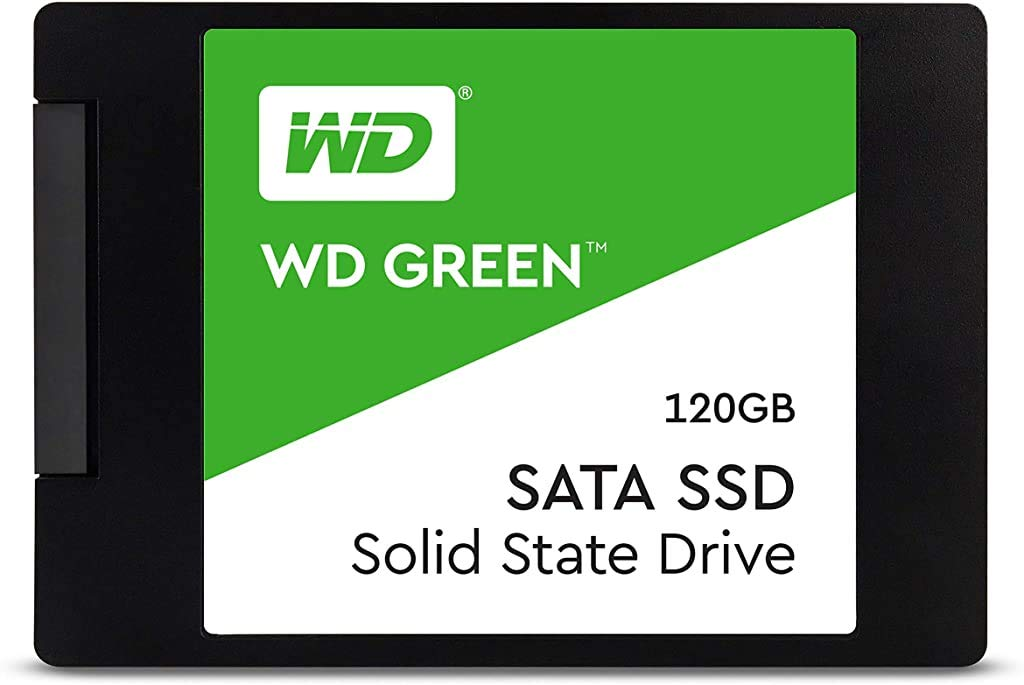 Images of WD 120gb SSD